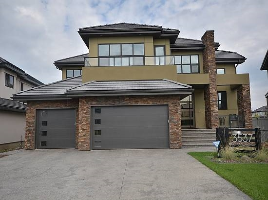 Main Photo: 3537 WATSON Point in Edmonton: Zone 56 House for sale : MLS(r) # E4052424