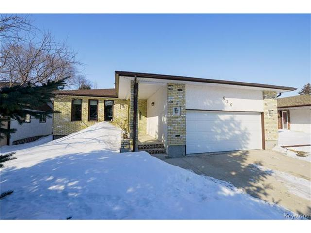Main Photo: 626 Charleswood Road in Winnipeg: Residential for sale (1G)  : MLS® # 1704236