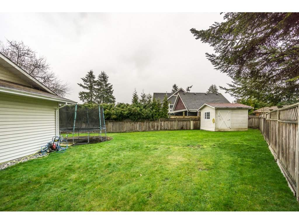 "Photo 20: 17346 60A Avenue in Surrey: Cloverdale BC House for sale in ""WEST CLOVERDALE"" (Cloverdale)  : MLS(r) # R2148162"