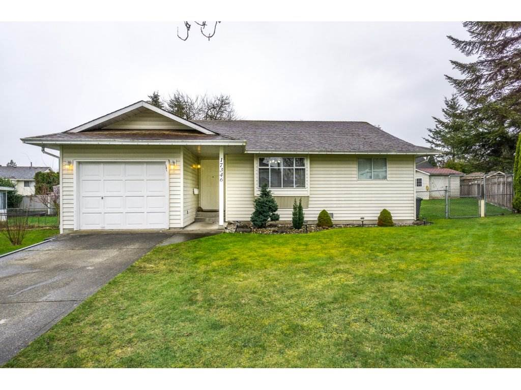 "Main Photo: 17346 60A Avenue in Surrey: Cloverdale BC House for sale in ""WEST CLOVERDALE"" (Cloverdale)  : MLS(r) # R2148162"