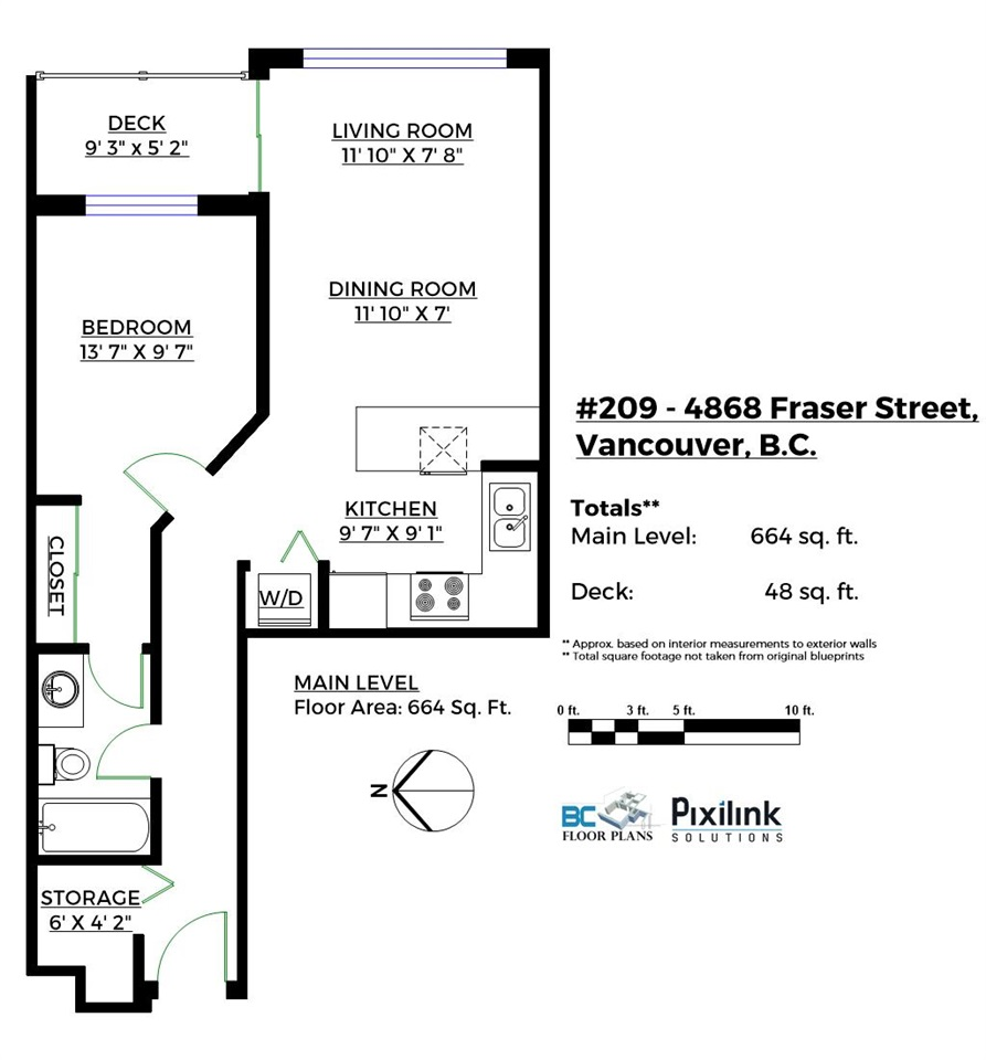 "Photo 16: 209 4868 FRASER Street in Vancouver: Fraser VE Condo for sale in ""FRASERVIEW TERRACE"" (Vancouver East)  : MLS(r) # R2149989"