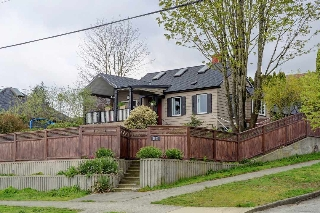 Main Photo: 1801 SEVENTH Avenue in New Westminster: West End NW House for sale : MLS(r) # R2159524