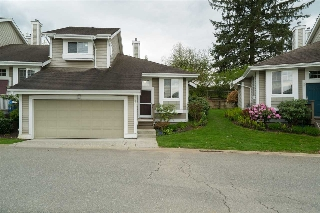 "Main Photo: 52 20788 87 Avenue in Langley: Walnut Grove Townhouse for sale in ""Kensington Village"" : MLS®# R2159470"