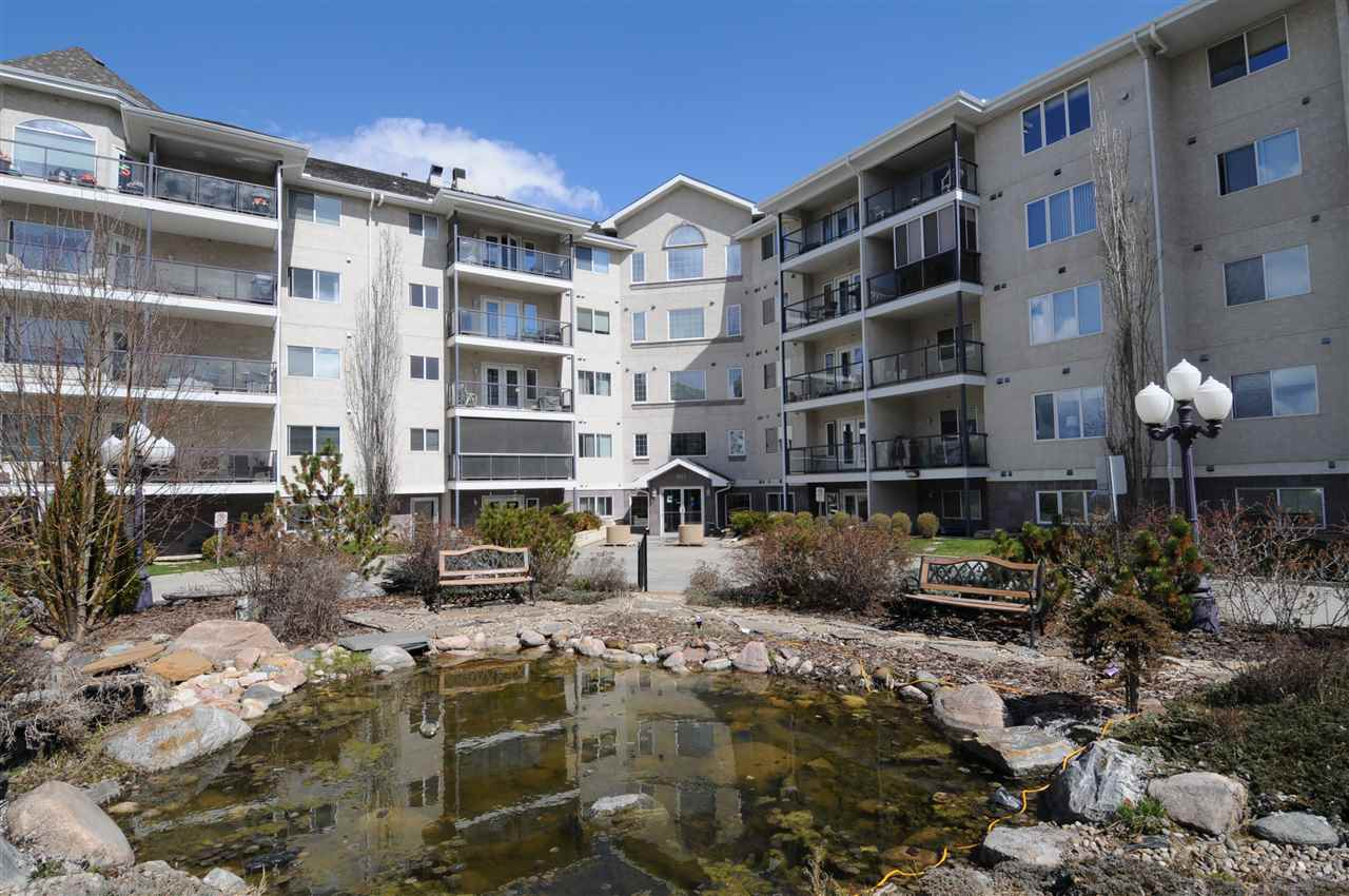 Main Photo: 514 261 YOUVILLE Drive E in Edmonton: Zone 29 Condo for sale : MLS(r) # E4061752