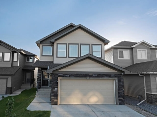 Main Photo: 3217 Hilton Court in Edmonton: Zone 58 House for sale : MLS® # E4068569
