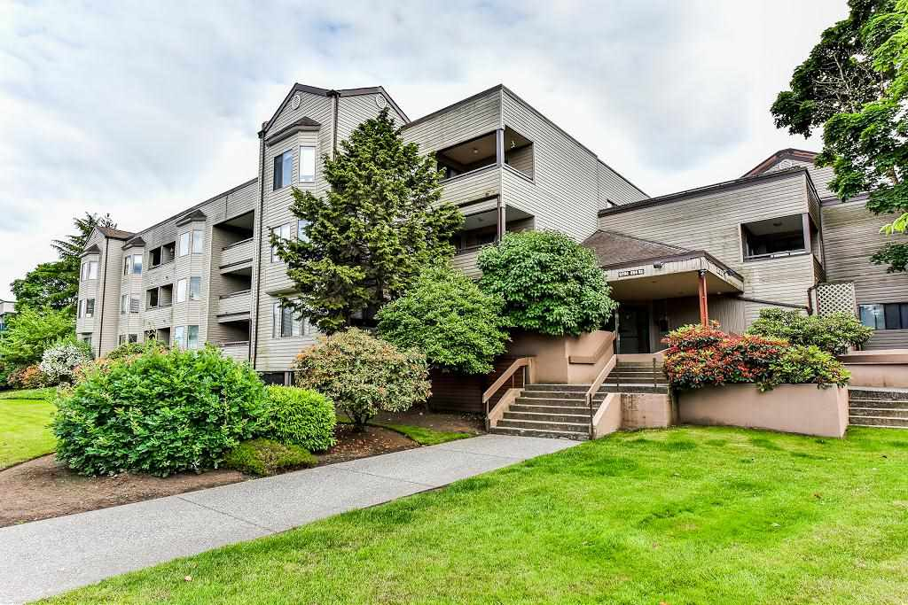 "Main Photo: 107 5294 204 Street in Langley: Langley City Condo for sale in ""WATERS EDGE"" : MLS(r) # R2178018"