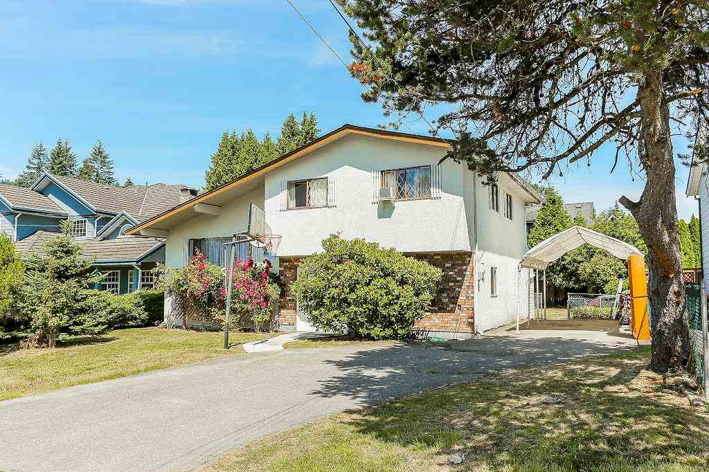 Main Photo: 589 THOMPSON Avenue in Coquitlam: Coquitlam West House for sale : MLS®# R2184128