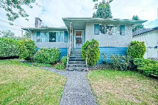 Main Photo: 4096 FOREST Street in Burnaby: Burnaby Hospital House for sale (Burnaby South)  : MLS®# R2191705