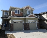 Main Photo: 8576 CUSHING Place in Edmonton: Zone 55 House Half Duplex for sale : MLS® # E4076791