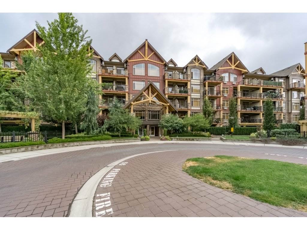"Main Photo: 351 8328 207A Street in Langley: Willoughby Heights Condo for sale in ""YORKSON CREEK"" : MLS® # R2196542"