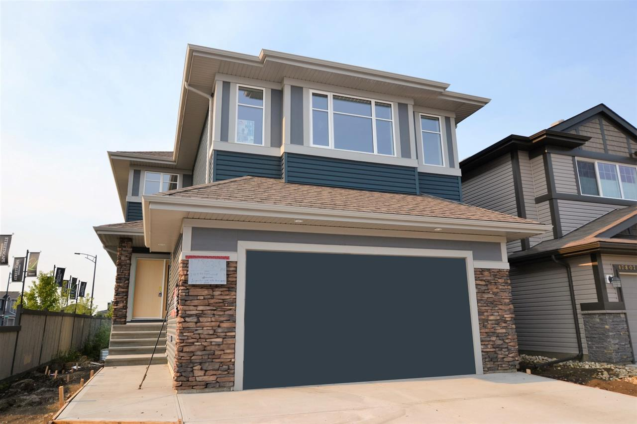 Main Photo: 17803 8 Avenue in Edmonton: Zone 56 House for sale : MLS® # E4079765
