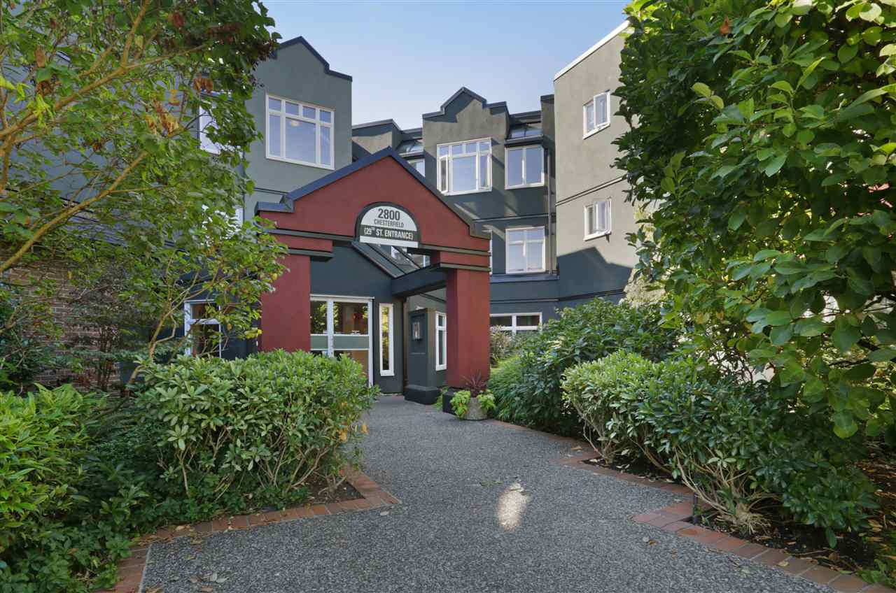 "Photo 20: 501 2800 CHESTERFIELD Avenue in North Vancouver: Upper Lonsdale Condo for sale in ""Somerset Green"" : MLS® # R2202259"