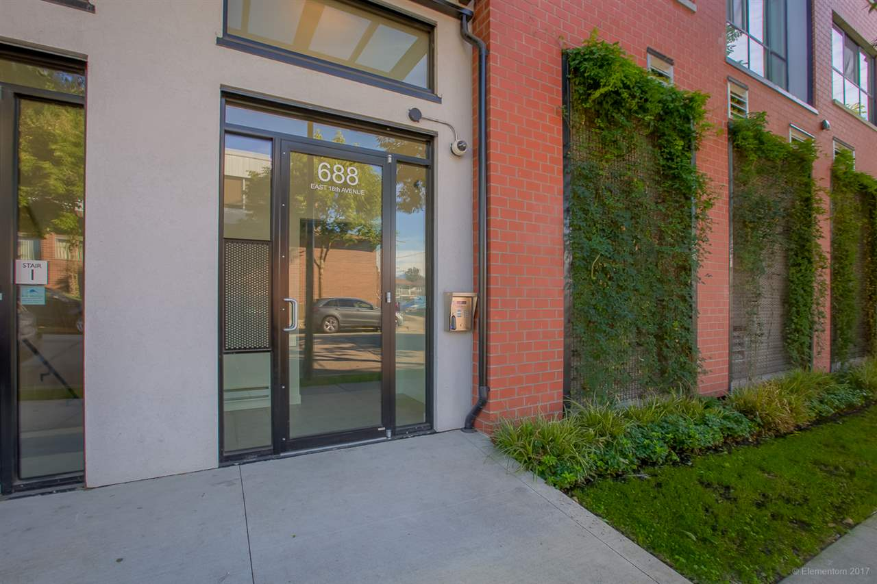 "Photo 17: 404 688 E 18TH Avenue in Vancouver: Fraser VE Condo for sale in ""GEM"" (Vancouver East)  : MLS® # R2205501"