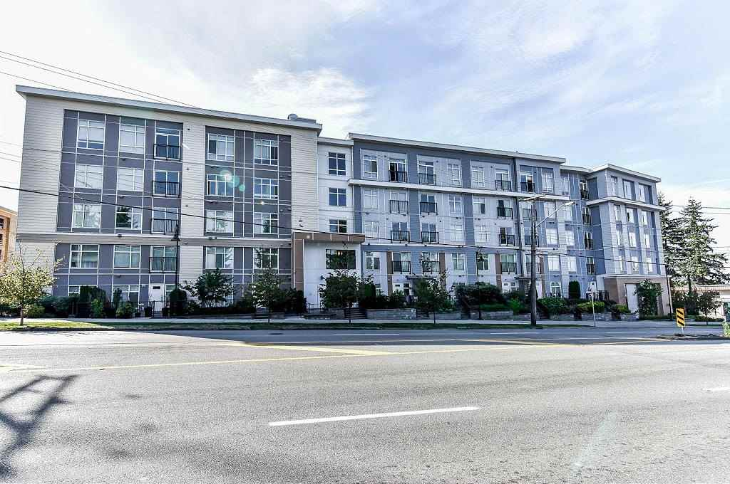 "Main Photo: 108 13728 108TH Avenue in Surrey: Whalley Condo for sale in ""Quattro 3"" (North Surrey)  : MLS®# R2206332"