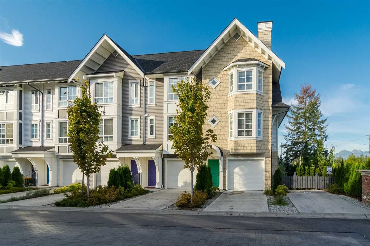 Main Photo: 37 8438 207A STREET in Langley: Willoughby Heights Townhouse for sale : MLS®# R2211838