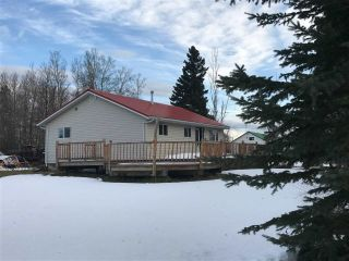 Main Photo: 12286 242 Road in Charlie Lake: Fort St. John - Rural W 100th House for sale (Fort St. John (Zone 60))  : MLS® # R2222938