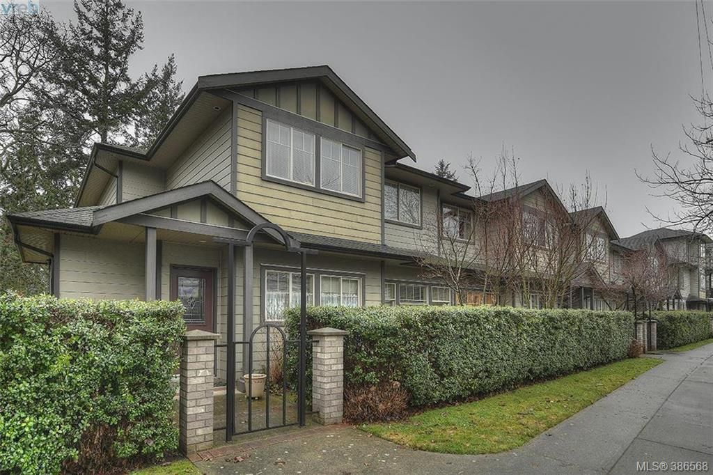 Main Photo: 132 710 Massie Drive in VICTORIA: La Langford Proper Townhouse for sale (Langford)  : MLS® # 386568