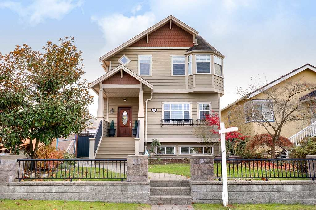 Main Photo: 3516 DUNDAS Street in Vancouver: Hastings East House for sale (Vancouver East)  : MLS®# R2233284