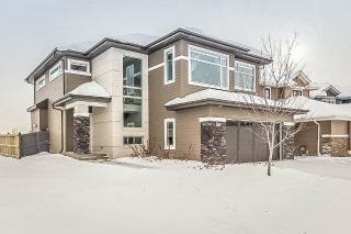 Main Photo: 3923 GINSBURG Crescent in Edmonton: Zone 58 House for sale : MLS® # E4096717
