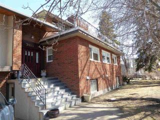 Main Photo: 7403 105A Street in Edmonton: Zone 15 House for sale : MLS®# E4100126