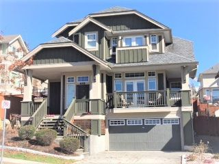 Main Photo: 1347 HAMES Crescent in Coquitlam: Burke Mountain House for sale : MLS®# R2247391