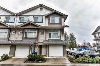 "Main Photo: 33 15933 86A Avenue in Surrey: Fleetwood Tynehead Townhouse for sale in ""SERENITY GARDENS"" : MLS® # R2247374"