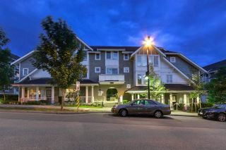 "Main Photo: 316 618 LANGSIDE Avenue in Coquitlam: Coquitlam West Townhouse for sale in ""BLOOM"" : MLS®# R2275412"