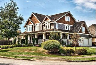 Main Photo: 16439 HIGH PARK Avenue in Surrey: Morgan Creek House for sale (South Surrey White Rock)  : MLS®# R2282797