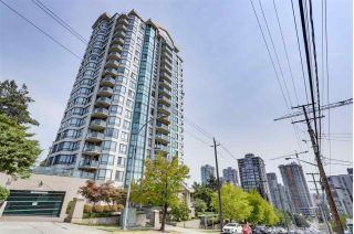 "Main Photo: 1204 121 TENTH Street in New Westminster: Uptown NW Condo for sale in ""VISTA ROYALE"" : MLS®# R2298920"