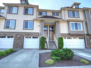 Main Photo: 17 46778 HUDSON Road in Sardis: Promontory Townhouse for sale : MLS®# R2303350