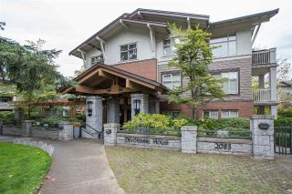 Main Photo: 113 2083 W 33RD Avenue in Vancouver: Quilchena Condo for sale (Vancouver West)  : MLS®# R2313381