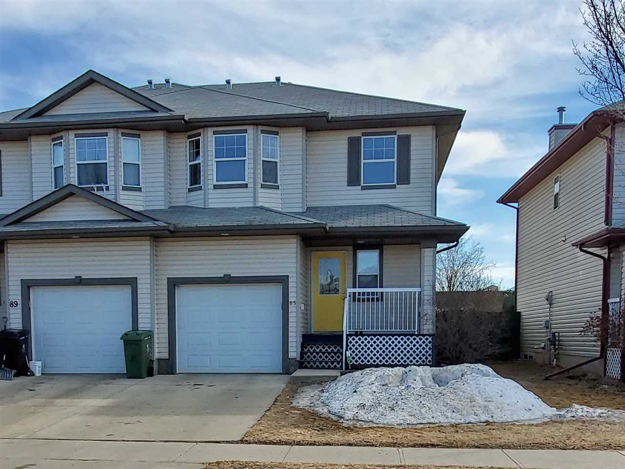 FEATURED LISTING: 85 WESTWOOD Lane Fort Saskatchewan