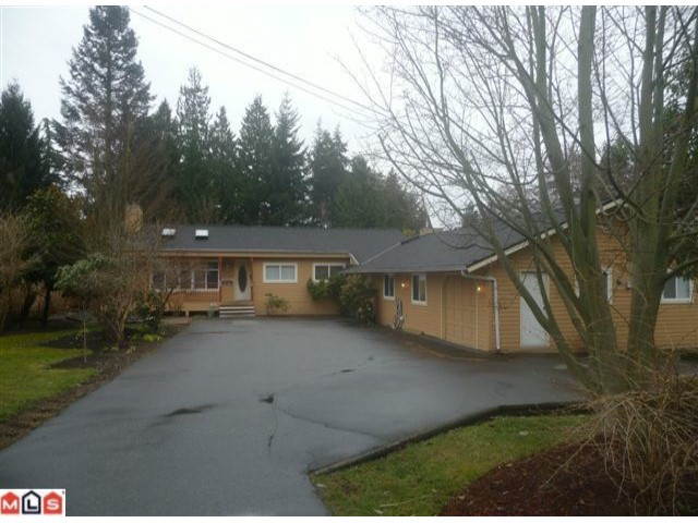 Main Photo: 12664 22ND Avenue in Surrey: Crescent Bch Ocean Pk. House for sale (South Surrey White Rock)  : MLS(r) # F1107428