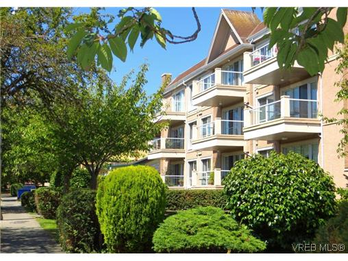 Main Photo: 1014 Rockland Condo Victoria BC