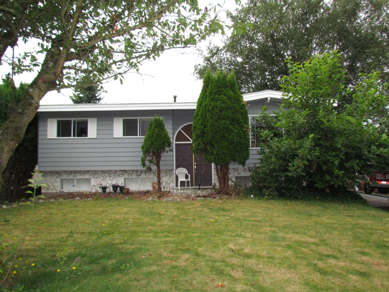 Main Photo: 2157 BROADWAY ST in ABBOTSFORD: Abbotsford West House for rent (Abbotsford)