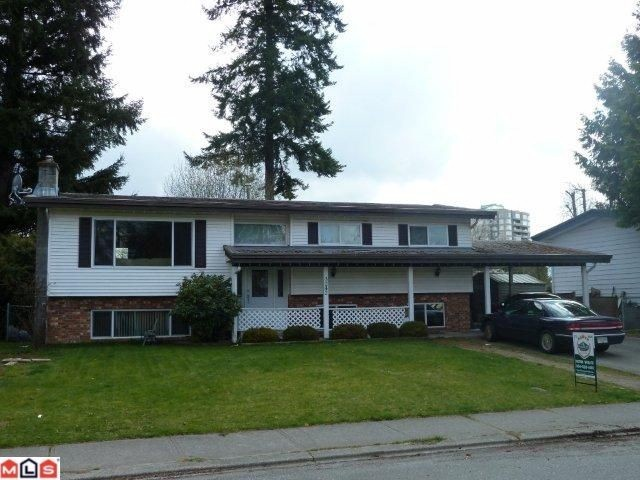 Main Photo: 3242 Cheam Drive in Abbotsford: House for sale : MLS® # F1120708