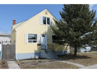 Main Photo: 827 St Matthews Avenue in WINNIPEG: West End / Wolseley Residential for sale (West Winnipeg)  : MLS® # 1407495