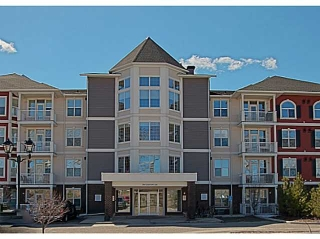 Main Photo: 211 1 Crystal Green Lane: Okotoks Condo for sale : MLS® # C3612012