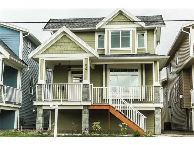Main Photo: 1027 SALTER Street in New Westminster: Queensborough House for sale : MLS® # V1107468