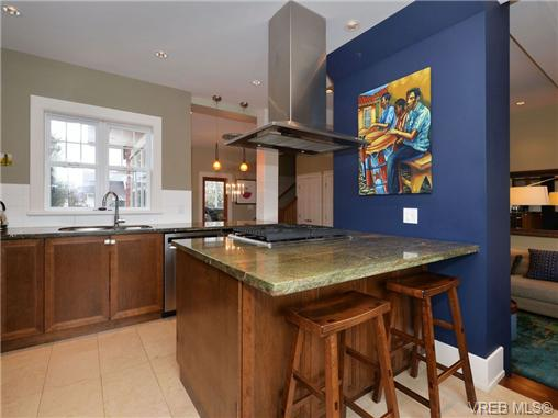 Photo 8: 1 80 Moss Street in VICTORIA: Vi Fairfield West Townhouse for sale (Victoria)  : MLS® # 347353