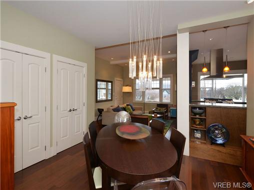 Photo 11: 1 80 Moss Street in VICTORIA: Vi Fairfield West Townhouse for sale (Victoria)  : MLS® # 347353