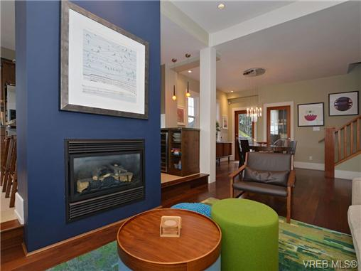 Photo 5: 1 80 Moss Street in VICTORIA: Vi Fairfield West Townhouse for sale (Victoria)  : MLS® # 347353