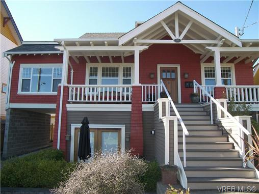 Photo 19: 1 80 Moss Street in VICTORIA: Vi Fairfield West Townhouse for sale (Victoria)  : MLS® # 347353