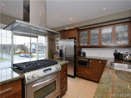Photo 6: 1 80 Moss Street in VICTORIA: Vi Fairfield West Townhouse for sale (Victoria)  : MLS® # 347353