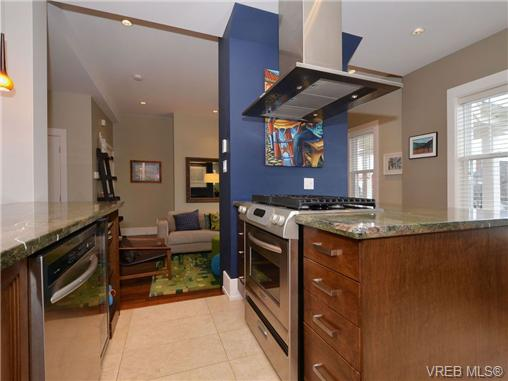 Photo 10: 1 80 Moss Street in VICTORIA: Vi Fairfield West Townhouse for sale (Victoria)  : MLS® # 347353