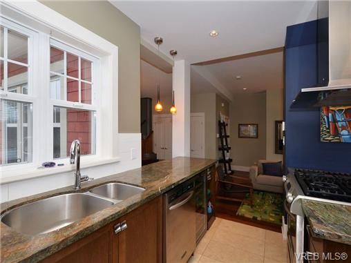 Photo 9: 1 80 Moss Street in VICTORIA: Vi Fairfield West Townhouse for sale (Victoria)  : MLS® # 347353