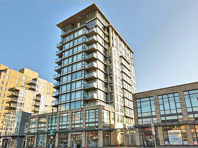 "Photo 1: 1101 1068 W BROADWAY in Vancouver: Fairview VW Condo for sale in ""THE ZONE"" (Vancouver West)  : MLS® # V1108181"