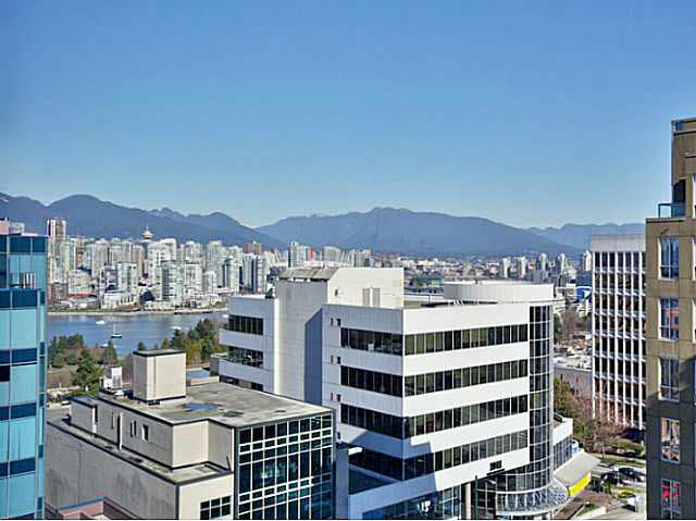 "Photo 17: 1101 1068 W BROADWAY in Vancouver: Fairview VW Condo for sale in ""THE ZONE"" (Vancouver West)  : MLS® # V1108181"