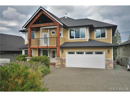 Main Photo: 982 Moss Ridge Close in VICTORIA: La Happy Valley Single Family Detached for sale (Langford)  : MLS® # 354899