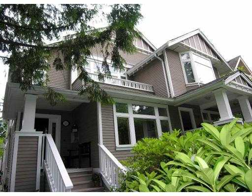 Main Photo: 312 W 11TH AV in Vancouver: Mount Pleasant VW Townhouse for sale (Vancouver West)  : MLS® # V541940